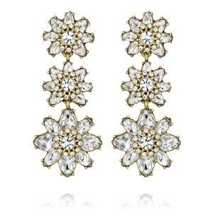 NEW Chloe + Isabel Mirabelle Statement Earrings